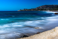 Coastline Along Salt Creek In Laguna Beach