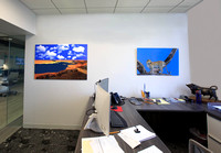 Artwork Hung in Office of Avitas Wealth Mangement